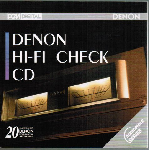 Various - Denon Pcm Recordings / 45Rpm, Demonstration Record