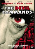 The Devil Commands 海报