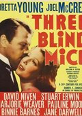 Three Blind Mice 海报