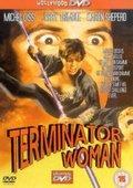 Terminator Woman 海报