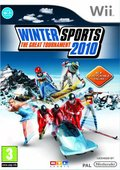 冬季运动2010:大联赛 海报