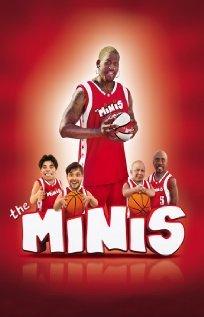 小矮人篮球队海报