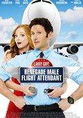 拉里·盖耶:一个叛变的男空乘员的故事 海报