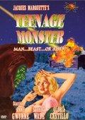 Teenage Monster 海报