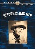Return of the Bad Men 海报