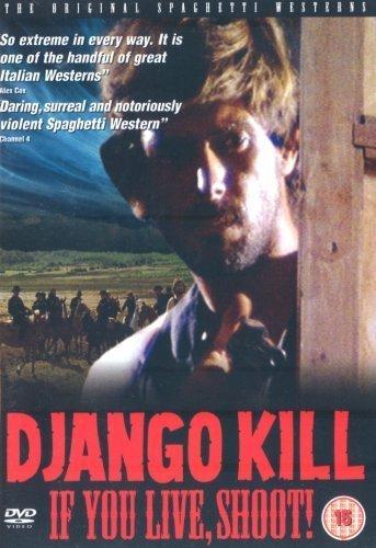 姜戈,杀 Django, Kill If You Live Shoot图片