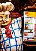 美国美食 海报
