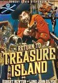 Return to Treasure Island 海报