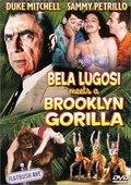 Bela Lugosi Meets a Brooklyn Gorilla 海报
