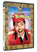 The Bellboy 海报