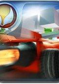 3D喷气车 海报