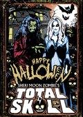 Total Skull Halloween 海报