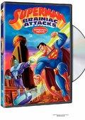 超人:布莱尼亚克的攻击 海报