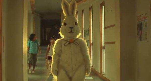 素描兔子步骤图解