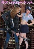 Hot Lesbian Rock 海报