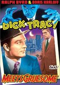 Dick Tracy Meets Gruesome 海报