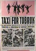 Taxi for Tobruk 海报