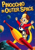 Pinocchio in Outer Space 海报