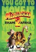 马达加斯加2.逃往非洲 海报