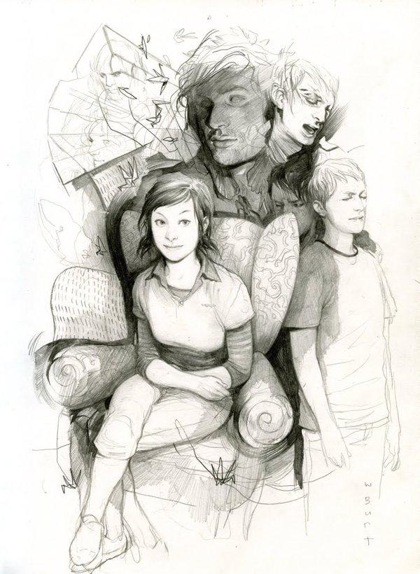 新 世界上最酷的铅笔画 不再更新了,我就回来看下 best sketch in