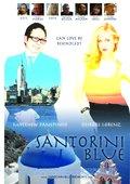 Santorini Blue 海报