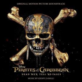 Geoff Zanelli -《加勒比海盗5:死无对证》(Pirates Of The Caribbean: Dead Men Tell No Tales)Original Motion Picture Soundtrack[MP3]