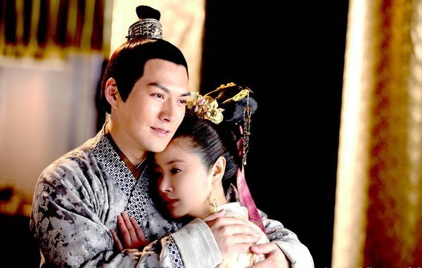 《倾世皇妃》将登芒果台 王琳林心如剧中