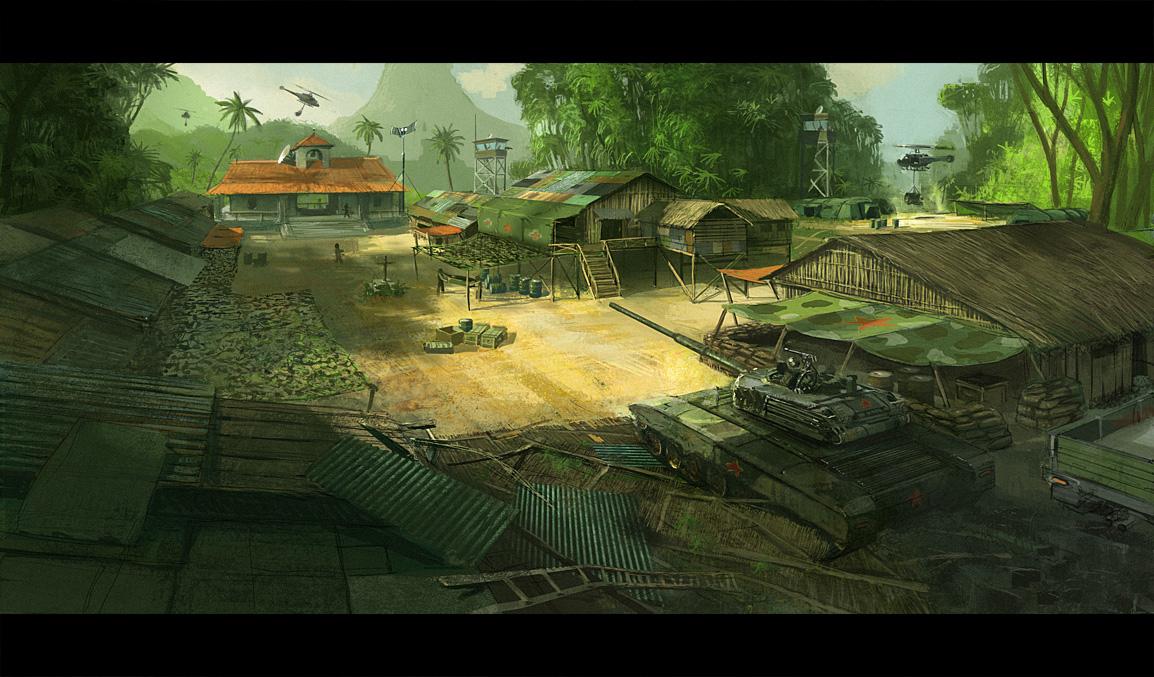 《孤岛危机》游戏截图(第三辑);;