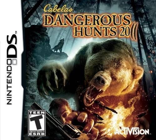 坎贝拉危险狩猎2011海报