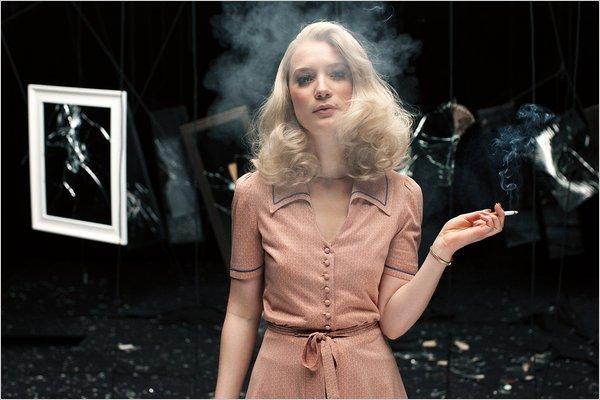 7、米雅·瓦斯科斯瓦(Mia Wasikowska,《简·爱》)——第三者(Home Wrecker)