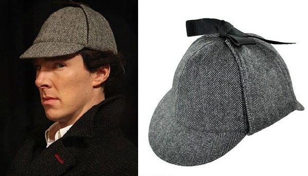 Deerstalker Hat (SHERLOCK HOLMES) 品牌: Jaxon Herringbone 价格:£22 / $34
