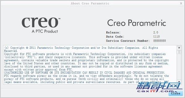 《cad/cam/cae集成软件》(ptccreo2.0u110w冷凝器立式cad图片