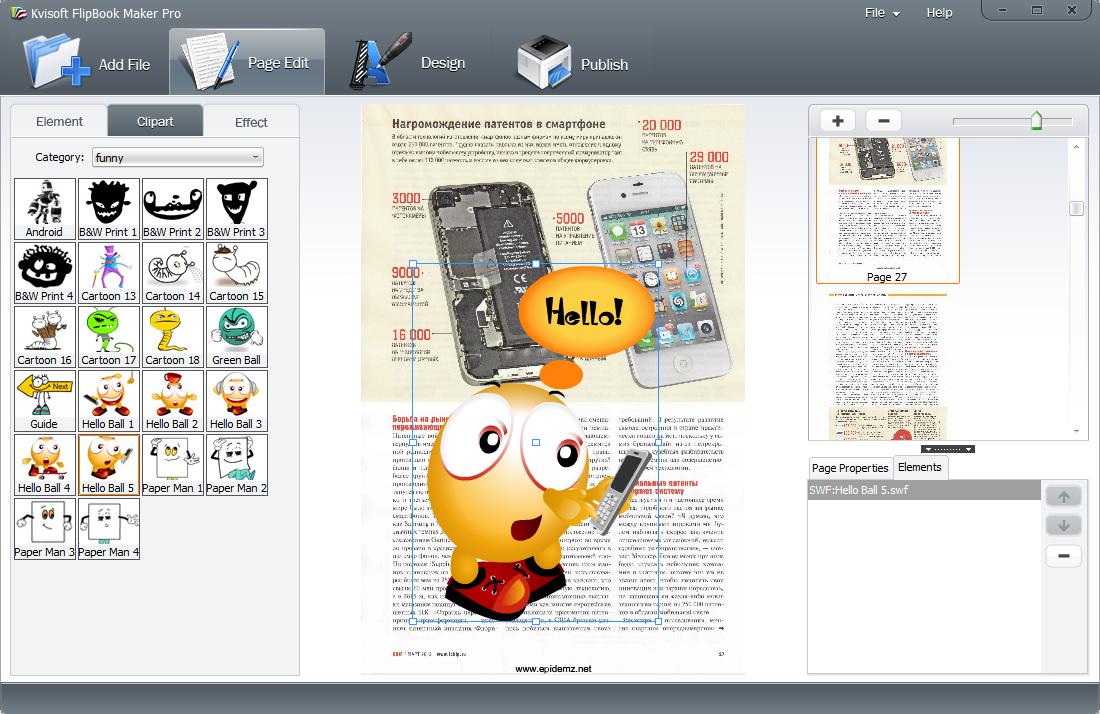 Kvisoft FlipBook Maker Pro 3.0.3.