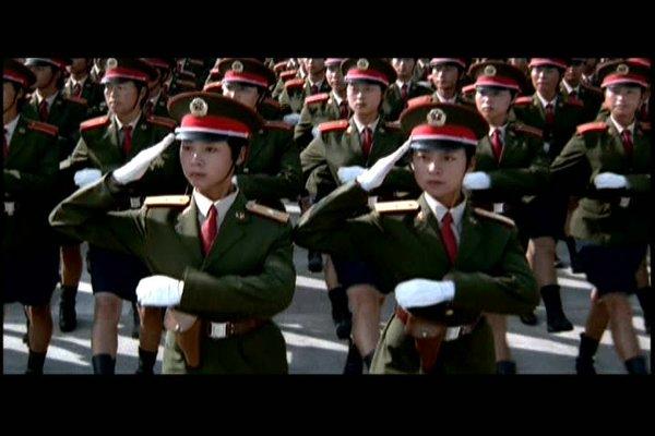 中华人民共和国成立50周年世纪大阅兵 全