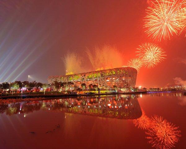北京2008奥运会开幕式高清720p版 NBC版 MKV格式