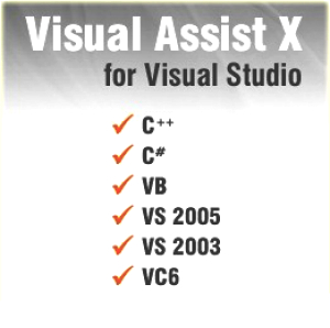 (Visual Studio 插 件)(Whole Tomato Visual Assist X )v10.7.1901.0 压 缩 包.