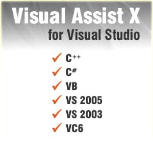 (Visual Studio 插 件)(Whole Tomato Visual Assist X )v10.7.1901.0 压 缩 包.