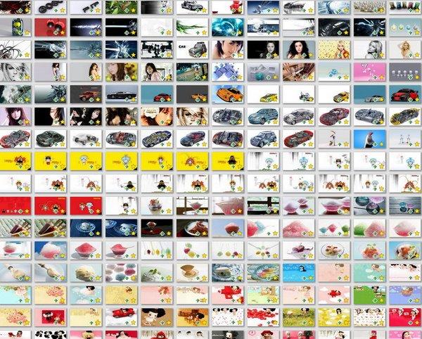 PSP游戏机的千张漂亮壁纸 2月24日加三百张