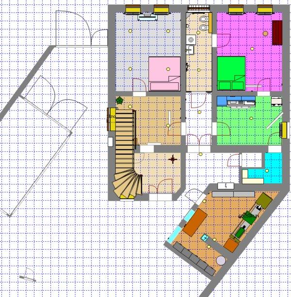 《房屋布局设计工具》(room arranger) v7.0.3.
