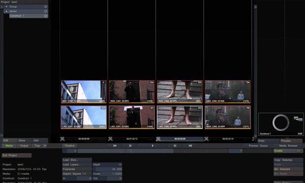 电影后期制作流程_《数字电影成像和数码后期制作流程工具》(assimilate
