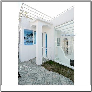 Aegean sea水晶花房 鬼手帕作品 室内设计