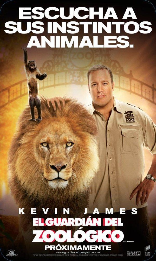 动物园看守(the zookeeper) - 电影图片 | 电影剧照