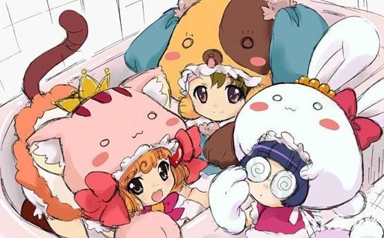 喵丸侦探基鲁敏(AnyamaruTanteiKiruminzoo)-动漫图片