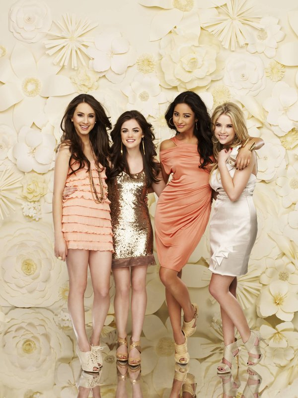 美少女的谎言 第一季pretty little liars season 1