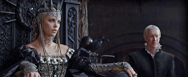 白雪公主与猎人演员表