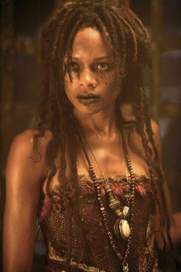 加勒比海盗女演员