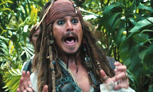 《加勒比海盗4:惊涛怪浪》