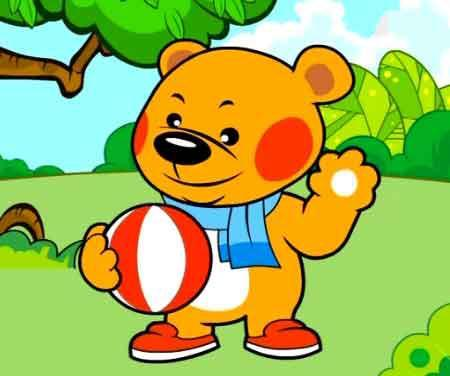 teddy洪恩幼儿英语