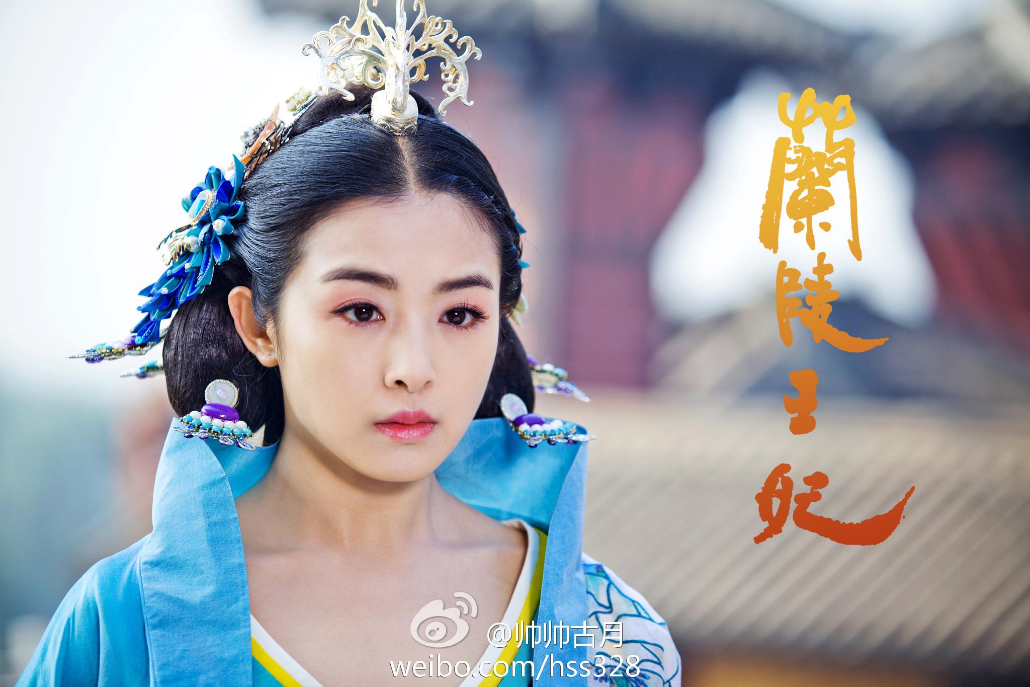 兰陵王妃 - 电视剧图片图片