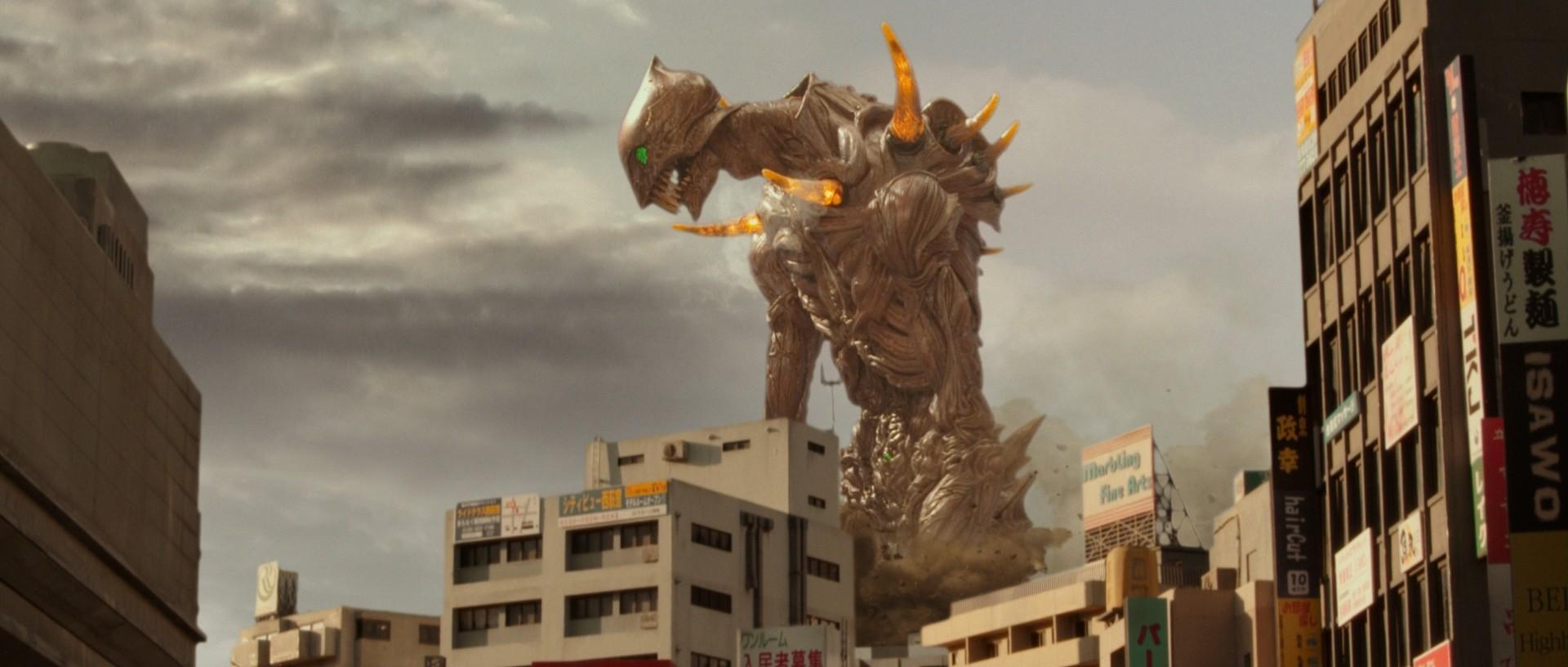 东京惊现巨神兵